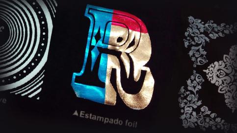 Impresión de camisetas Estampado foil