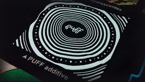 Impresion de camisetas puff additive